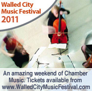 walled music festival derry londonderry